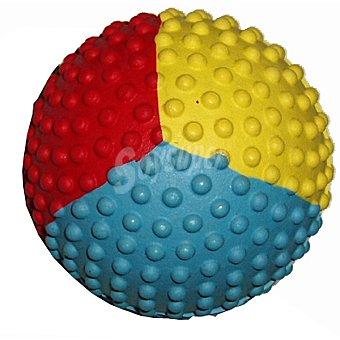 BALL SPORT Pelota para perro modelo erizo colores surtidos diámetro 75 mm 1 unidad