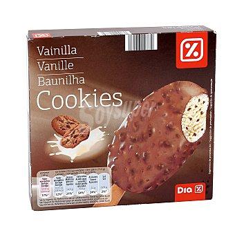 DIA Capriccio helado bombón vainilla y cookies Pack 3 uds