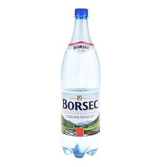 Borsec Agua mineral con gas Botella 1,5 litros