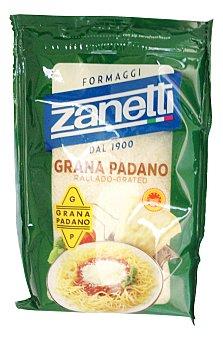 Zanetti Queso rallado polvo grana padano Paquete 100G