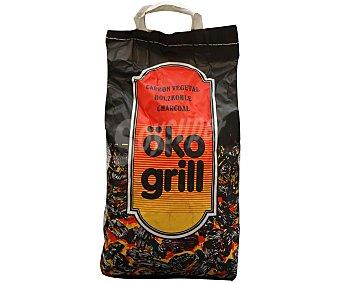 ÖKO GRILL Carbón vegetal 3 kilogramos