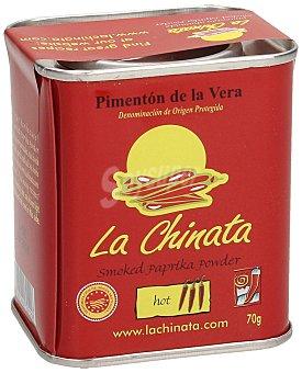 La Chinata Pimentón de la vera picante Lata 70 g