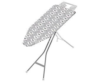 Stark Tabla de planchar con estructura metálica y funda incluida, 120x40 centímetros STARK.