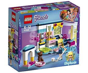 LEGO Friends Juego de construcciones con 95 piezas Dormitorio de Stephanie, Friends 41328 lego