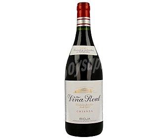 VIÑA REAL Vino Tinto Rioja Crianza Botella 75 Centilitros