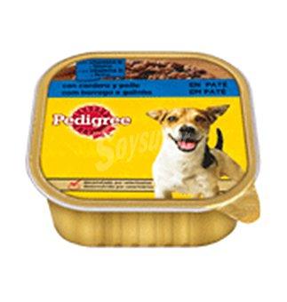 Pedigree Alim.perros pollo Tarrina 300 g
