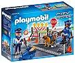Escenario de juego Control de policía, City Action 6924 playmobil  Playmobil