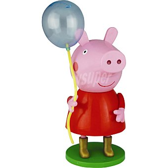 PEPPA PIG gel de baño infantil figura 3D  envase 200 ml