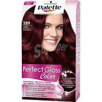 PALETTE Perfect Gloss Tinte cereza oscuro N.389 Caja 1 unid