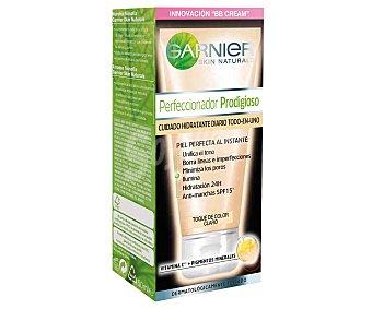Skin Naturals Garnier Crema hidratante diaria todo en uno perfeccionador pieles claras Tubo 50 ml
