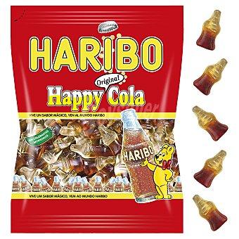 Haribo Golosinas happy cola bolsa 200 gr Bolsa 200 gr