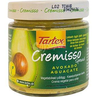 Tartex Crema untable de aguacate ecológica Envase 180 g