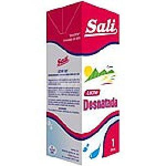 SALI Leche desnatada Envase 1 litro
