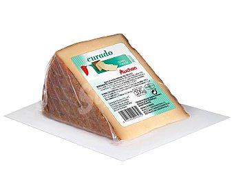 PRODUCTO ALCAMPO Queso curado mezcla oveja cabra y vaca