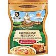 Queso rallado Reggiano curación 30 meses Bolsa 60 g Parmareggio