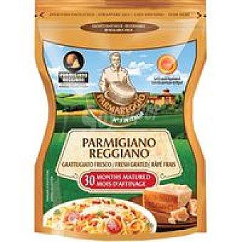 Parmareggio Queso rallado Reggiano curación 30 meses Bolsa 60 g