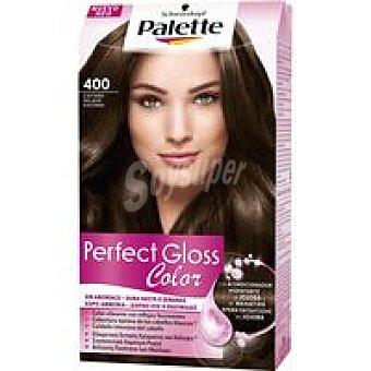 PALETTE Perfect Gloss Tinte castaño helado N. 400 Caja 1 unid