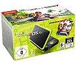 Consola new 2DsXL color verde lima más videojuego Mario kart 7, NINTENDO.  Nintendo