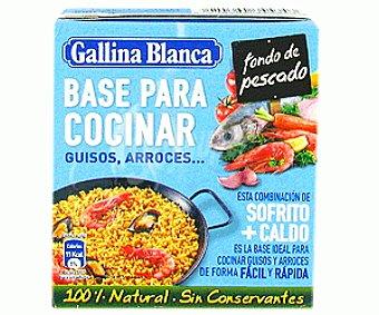 Gallina Blanca Base para Cocinar Pescado 505g