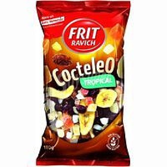 Frit Ravich Cocktail tropical Bolsa 150 g