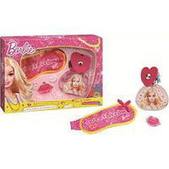 Barbie Colonia Frasco 100 ml + Antifaz