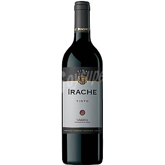 VIÑA IRACHE Vino tinto joven D.O. Navarra botella 75 cl