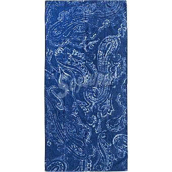 Casactual Joy Paisley toalla de playa Amebas en color marino 75 x 150 cm