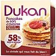 Tortitas de salvado de avena con pepitas de chocolate paquete 210 g 3 unidades Dukan