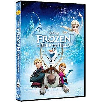 FROZEN : El Reino del hielo DVD