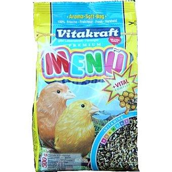 VITAKRAFT Menú Alimento completo para canarios paquete 500 g Paquete 500 g