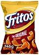 Fritos snack en tiras de maíz sabor Barbacoa 146 g Matutano