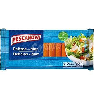 Pescanova Palitos de mar Paquete de 280 g