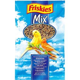 FRISKIES MIX Semillas para canarios  estuche de1 kg