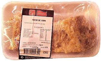 FONTEFRIA Cerdo hueso de Xoan fresco Bandeja de 500 g peso aprox.
