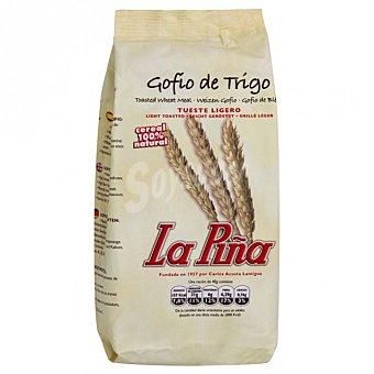 La Piña Gofio de trigo tueste ligero 500 g