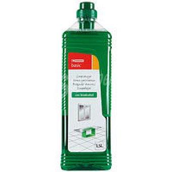 Eroski Basic Limpiahogar con bioalcohol Botella 1,5 litros