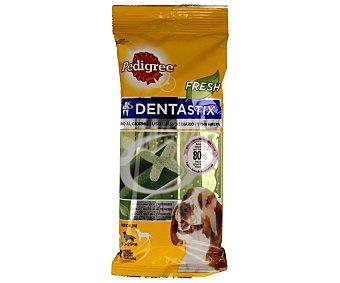 Pedigree Dentastix Snack para perros de raza mediana para un aliento fresco Paquete de 7 unidades