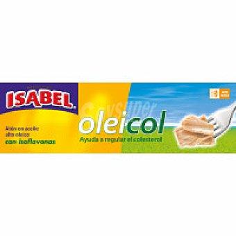 Isabel Atún en aceite oleico Pack 3x80 g