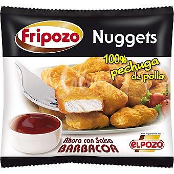 Fripozo Nuggets de pechuga de pollo con salsa barbacoa Estuche 300 g