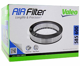 VALEO Filtro de Aire Modelo 585600 1 Unidad