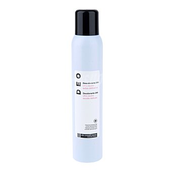 Les Cosmétiques Desodorante spray neutro 200 ml