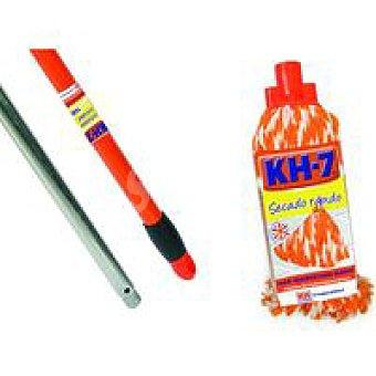 KH-7 Set de fregona microfibra Pro-palo Pack 1 unid