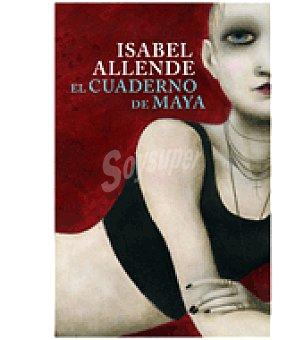 Isabel Allende El cuaderno de Maya