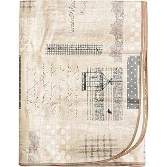 Casactual Paris mantel plastificado rectangular 140 x 220 cm
