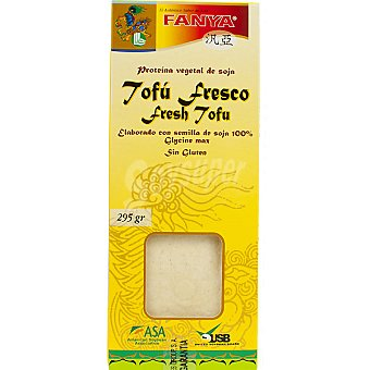Fanya Tofu firme envase 295 g Envase 295 g