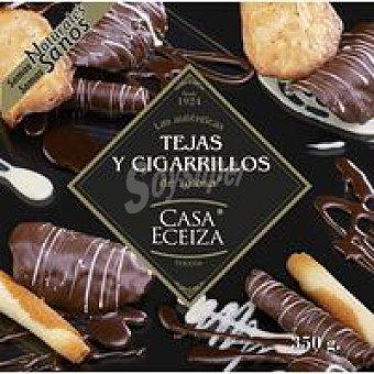 Casa Eceiza Tejas-cigarrillos de chocolate Caja 300 g