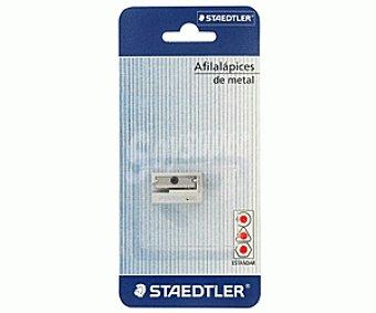 Staedtler Afilalápiz con cuerpo metálico y forma de cuña staedtler