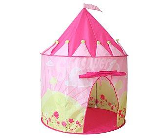 SNC Mini tienda de campaña que imita la forma de un castillo y dimensiones de 105x125 centímetros 1 unidad