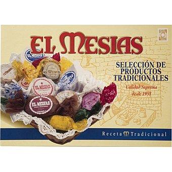 EL MESIAS Selección de productos tradicionales Estuche 800 g