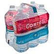 Agua mineral natural  Pack 6 x 1.5 l  Cortes